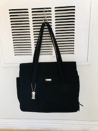 nine west computer bag