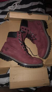 timberland boots size 8 (male) Bensville, 20603