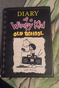 Diary of wimpy kid old school Toronto, M3H 1T8