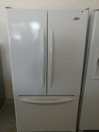 Whirlpool french door like new 6 month warranty Thomasville, 27360