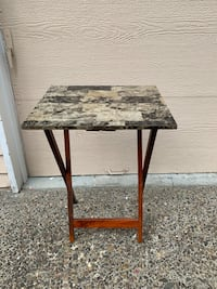 End table/side table!