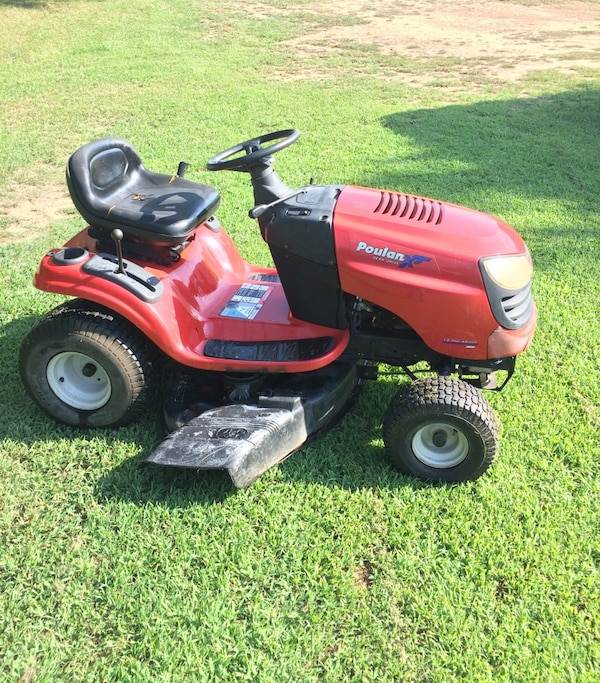Used 19 5 Hp Poulan Xt Gear Drive
