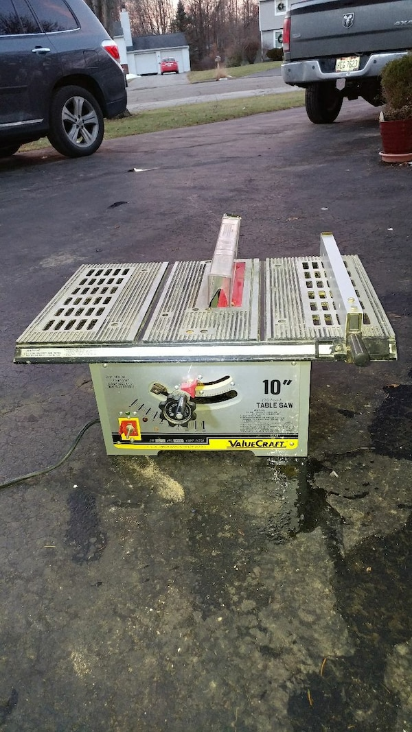 Value Craft 10 2 Hp Table Saw