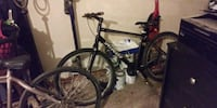 black and red hardtail mountain bike Oakdale, 95361