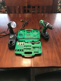 Green impact drill with kits