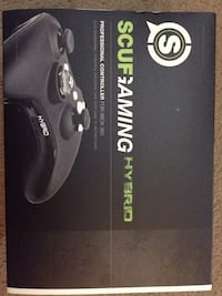Scuf Gaming Controller Custom (Paid 110$) 518 mi