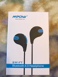 MPow Swift Bluetooth 4.0 Headphone Mississauga, L5A 2A4