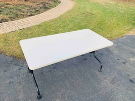 Office Tables with Adjustable Legs - $70