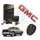 2008-2013 GMC Sierra remote start plug and play