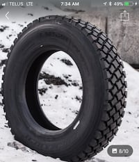 WANTED 11/22.5 tires cheap pay cash  Edmonton, T6S 1C1