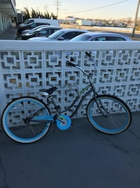 "Ladies 26"" beach cruiser"