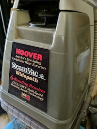 Hoover SteamVac carpet cleaner Chantilly, 20151