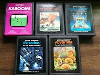 Atari 2600 game cart lot Woodbridge, 22193