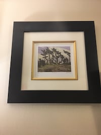 brown wooden framed painting of brown wooden frame Kawartha Lakes, K0L