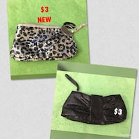 black and brown leopard print leather crossbody bag 1285 mi