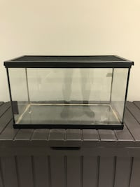 Black framed clear glass Terrarium  Richmond Hill, L4E 2L1