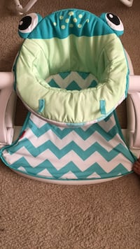 Baby floor seat gently used Laurel, 20724