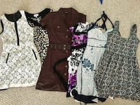 Lot of 6 Small Summer/Spring Dresses Woodbury, 55129