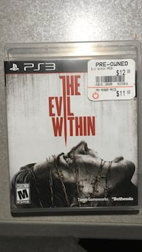 ps3 the evil within Deerfield, 60015