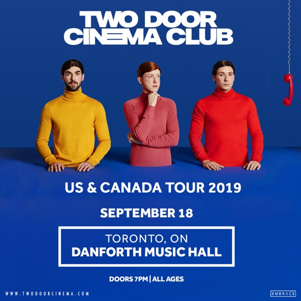 Two Door Cinema Club Tickets 687d0851-9d60-46ea-8b8e-d633963ed5f4