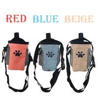 New Brand Free Dog Treats Pouch for pet lovers  ASHBURN