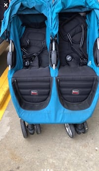 Double stroller blue  Annandale, 22003