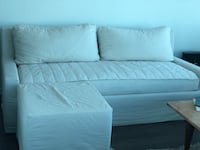 Sofa Bed \ Extendable double Bed