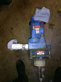 WATER WELL MOTOR AND PUMP Lolita, 77971