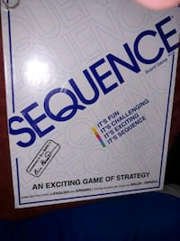 NEW SEQUENCE Board Game by Jax