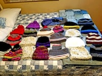 Toques by Granny! Red Deer