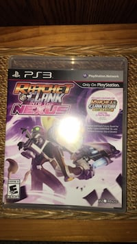 PS3 Ratchet and Clank game Omaha, 68104