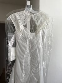 Women's white gown San Jose, 95123