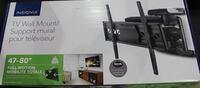 """Insignia Full motion TV Wall Mount 47-80"""" St Catharines, L2M 4G3"""