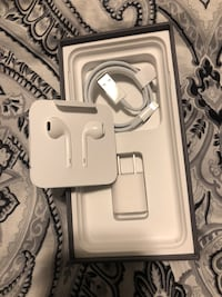 Apple charger and headphones  240 mi