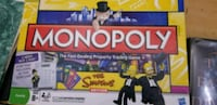 Monopoly The Simpsons Silver Spring, 20906