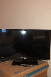 """Television AC/DC 22"""" TV for semi truck sleeper. Purchased 7/19"""
