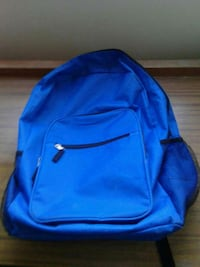 blue backpack Edmonton, T5A