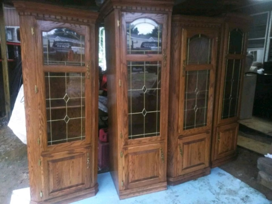 Photo New China cabinets I pay 1600