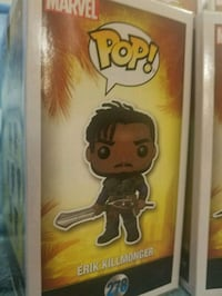 Black Panther's Erik Killmonger Bobble Head Clinton