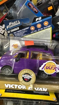 purple and yellow RC toy car Whittier, 90602