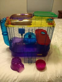 Hamster cage, Mouse, gerbil San Marcos