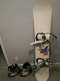 Ride snowboard an boots size 12 Exeter, 03833