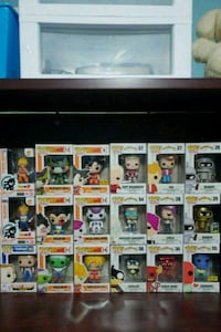 Pop ! vinyl figure collection Woodbridge, 22191