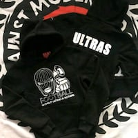 Football Ultras Sweat KARGO DAHİL
