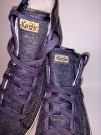 Ked's Kickstart Size 10 Dark Grey Shoes or Boots