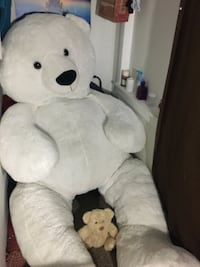 6 foot teddy bear
