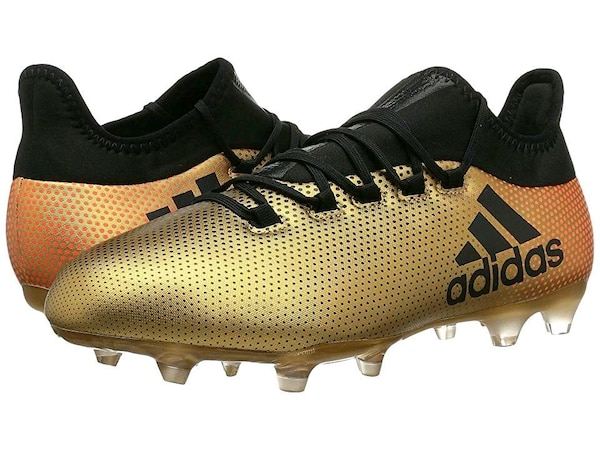 6ec5f4cba Used Adidas X 17.2 FG soccer / football cleats size 7 for sale in ...