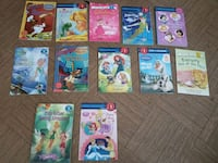 assorted color book lot in box Kitchener, N2E 1H4