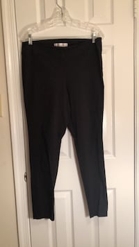 Black and white sweat pants 7 km