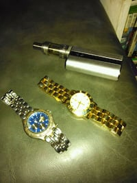 three assorted color analog watches Columbus, 43085